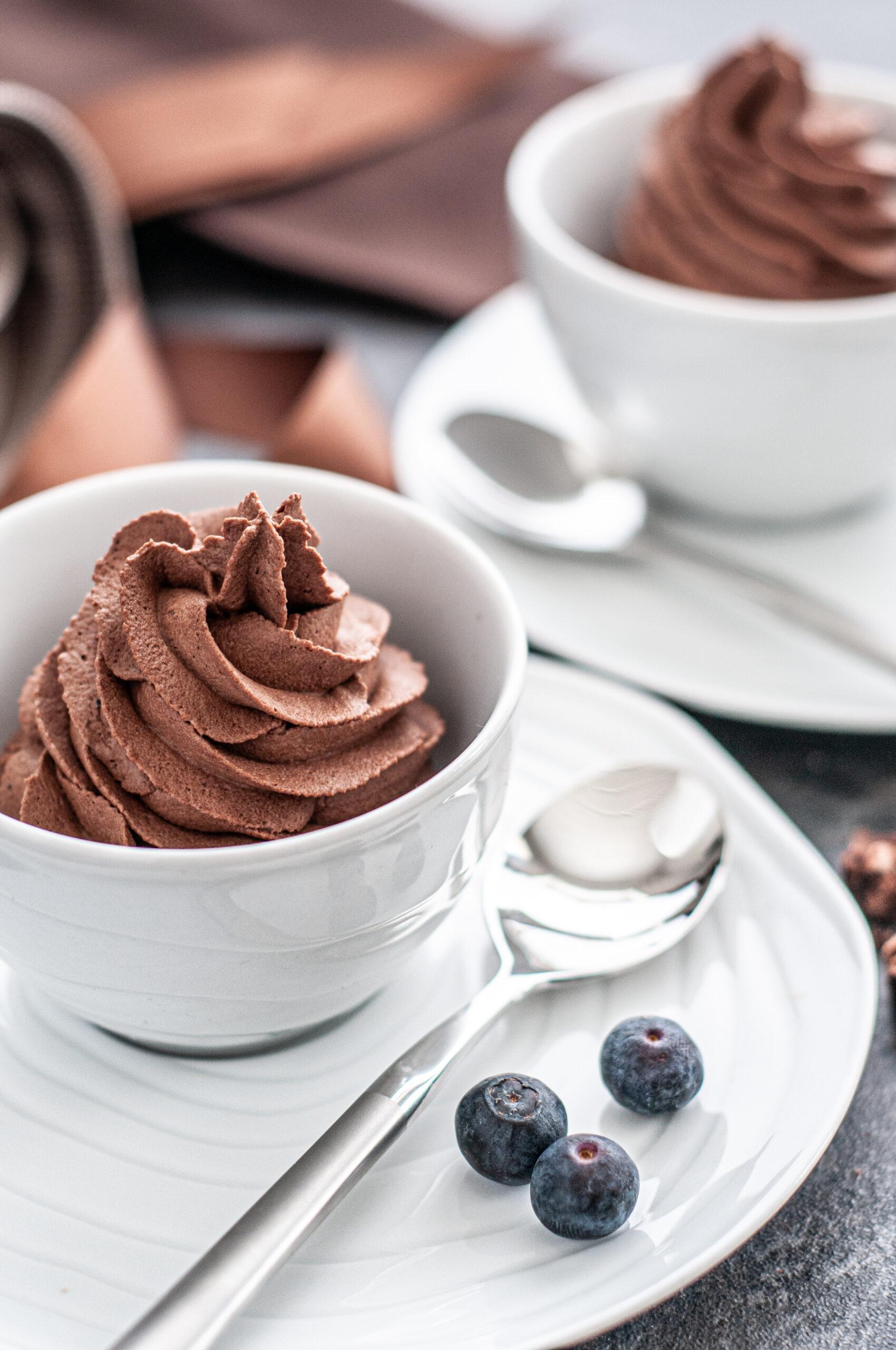 Chokladmousse PIllivuyt bakalite.se 2