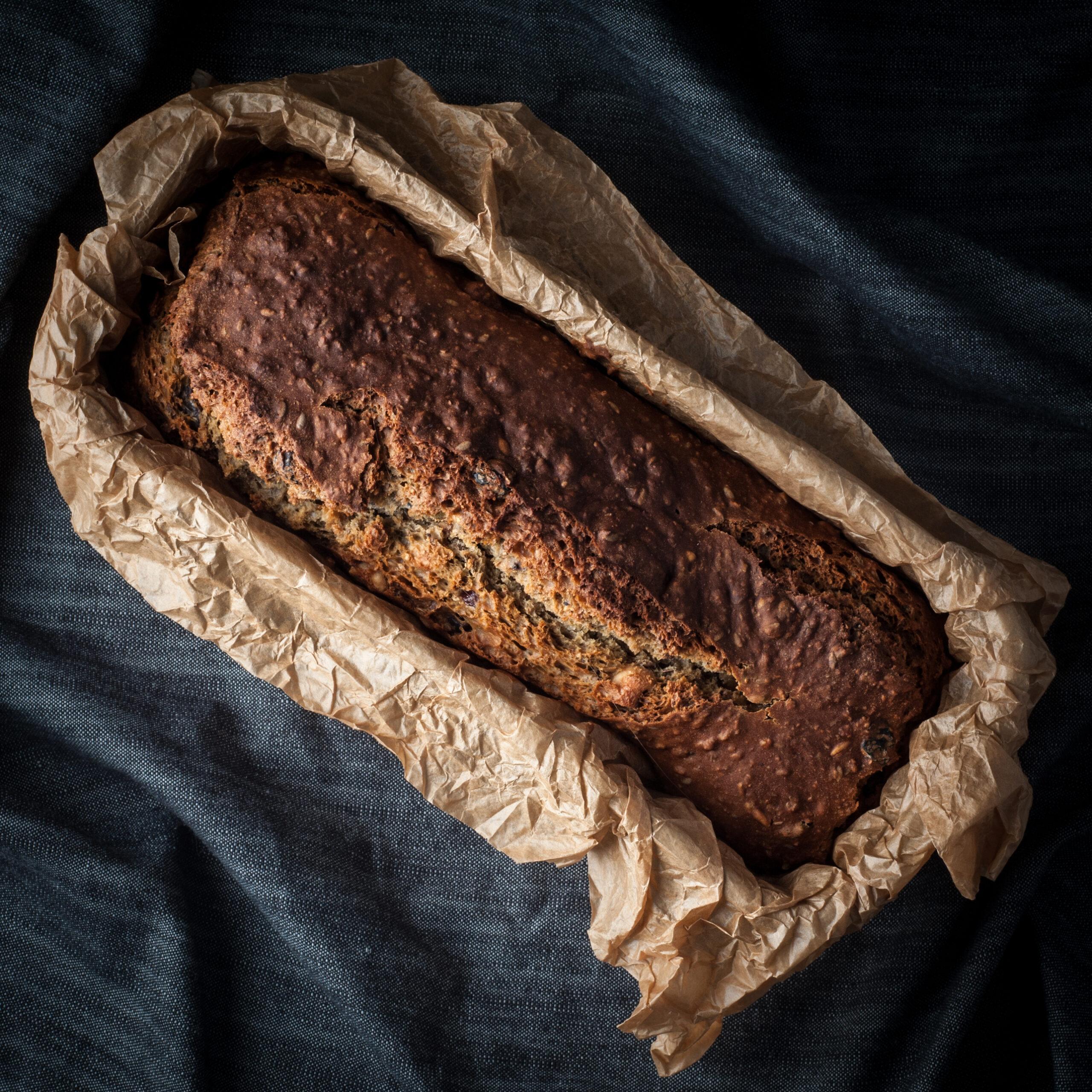 Kefir bröd recept filmjölkslimpa