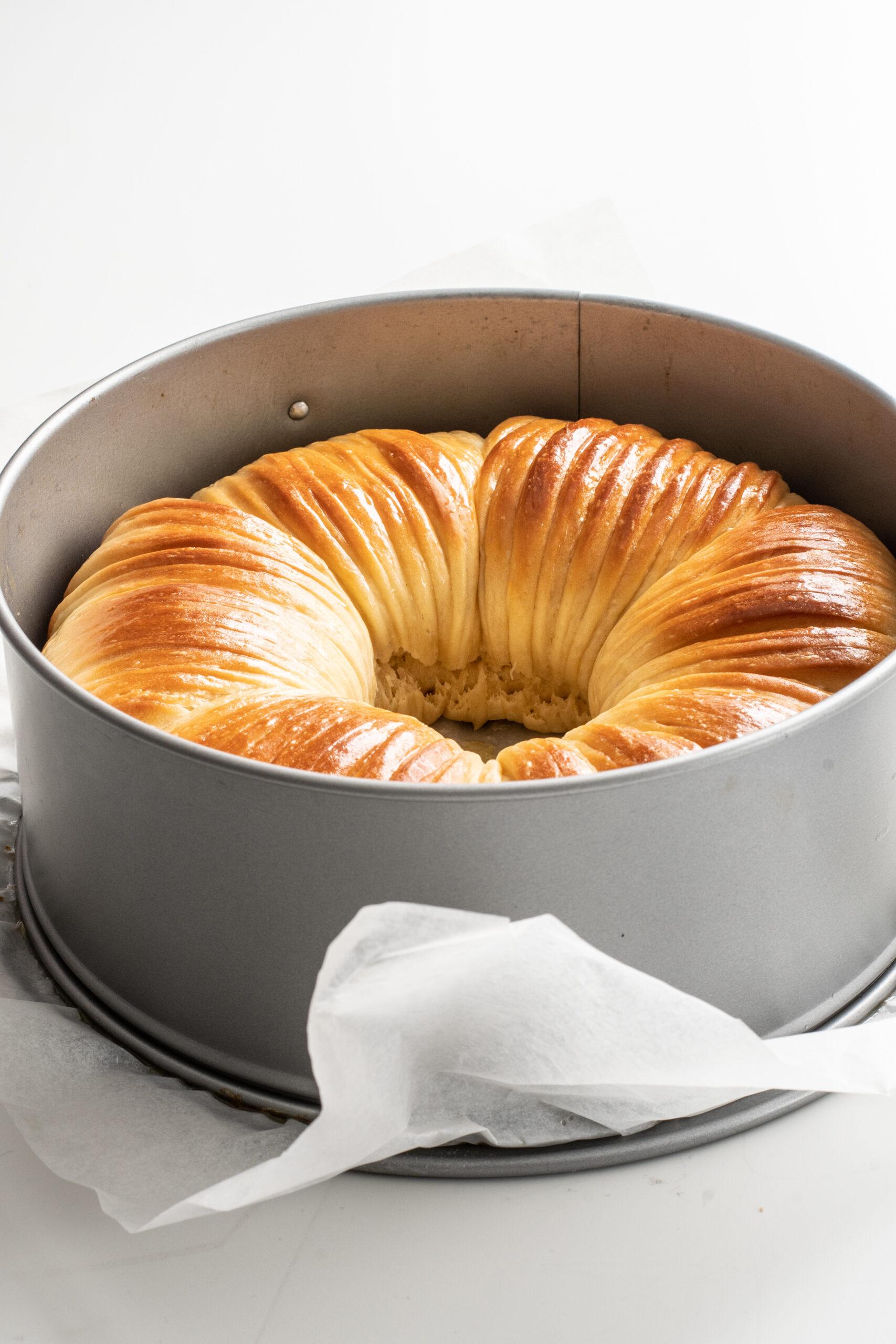 Wool roll bread mandelmassa bakalite.se 2